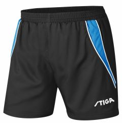 Stiga Shorts Columbia Black/Diva Blue