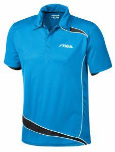 Stiga Shirt Discovery Diva Blue/Black
