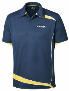 Stiga Shirt Discovery Navy/Yellow