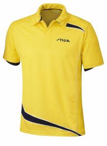 Stiga Shirt Discovery Yellow/Navy