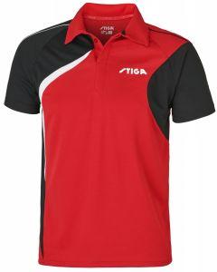 Stiga Shirt Voyage Red/Black