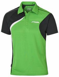 Stiga Shirt Voyage Green/Black
