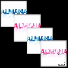 Stiga Almana Serie 3=4