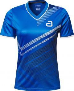 Andro Shirt Liska Women Blue/Black