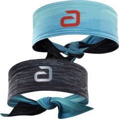 Andro Reversible Headband Pro Black/Blue