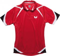 Butterfly Shirt Kido Red