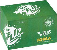 Joola Flip 40+ 72 Balls White