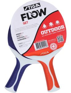 Stiga Flow Set Blue/Red