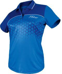 Tibhar Shirt Game Lady Blue/Royal Blue