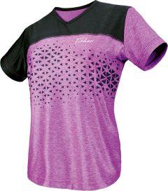 Tibhar Shirt Game Pro Lady Purple/Black
