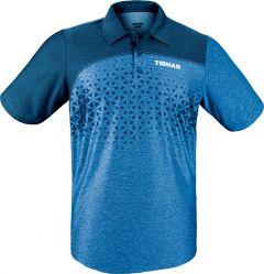 Tibhar Shirt Game Pro Blue/Navy