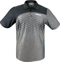 Tibhar Shirt Game Pro Grey/Black