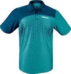 Tibhar Shirt Game Pro Turquoise/Navy