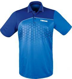 Tibhar Shirt Game Blue/Royal Blue