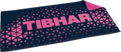 Tibhar Towel Game Navy/Pink