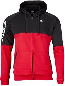 Joola Hoody Performance Red/Black