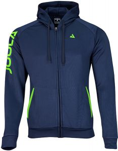 Joola Hoody Performance Blue/Lime