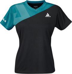 Joola Shirt Ace Lady Black/Petrol