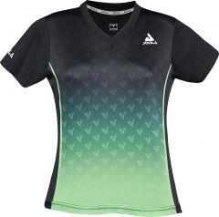 Joola Shirt Viro Lady Black/Green