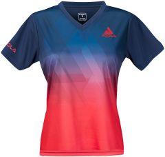 Joola Shirt Trinity Lady Navy/Red