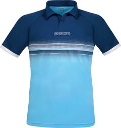 Donic Shirt Draftflex Navy/Light Blue