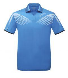 Donic Shirt Hyperflex (Cotton) Diva Blue