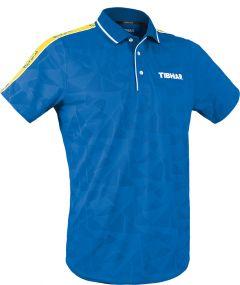 Tibhar Shirt Primus Blue/Yellow