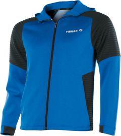 Tibhar Pro Hoodie Blue/Black