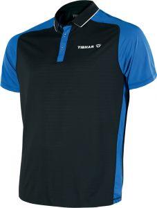 Tibhar Shirt Pro Black/Blue