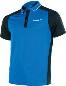 Tibhar Shirt Pro Blue/Black