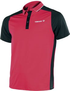 Tibhar Shirt Pro Red/Black