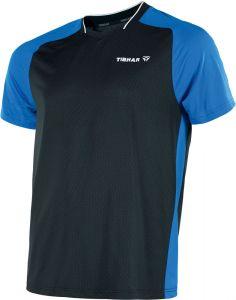 Tibhar TT-Shirt Pro Black/Blue