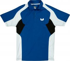 Butterfly Polo Shiro Blue