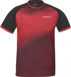Donic T-Shirt Agile Red / Black