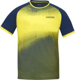 Donic T-Shirt Agile Yellow / Navy