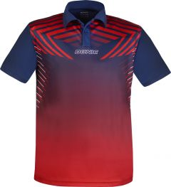 Donic Shirt Boost Red/Navy
