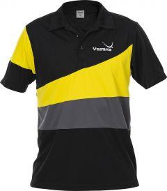 Yasaka Shirt Castor Black/Yellow