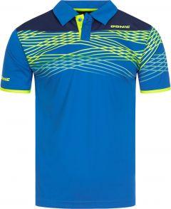 Donic Shirt ClashFlex Royal Blue/Navy