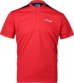 Stiga Shirt Club Red/Navy