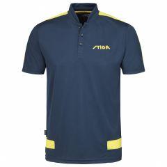 Stiga Shirt Creative Navy/Yellow