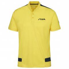 Stiga Shirt Creative Yellow/Navy