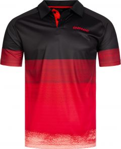 Donic Shirt Force Black/Red