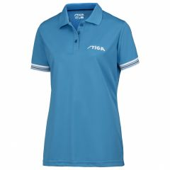 Stiga Shirt Heaven Ladies Vivid Blue/Navy