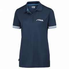 Stiga Shirt Heaven Ladies Navy/Vivid Blue
