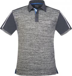 Donic Shirt Melange Pro Grey Melange/Anthracite