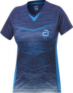 Andro Shirt Minto Women Navy/Blue