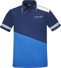 Donic Shirt Prime Navy/Royal Blue