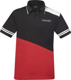 Donic Shirt Prime Black/Red