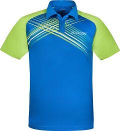 Donic Shirt Riva Danube Blue/Lime