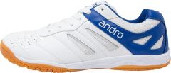 Andro Shoes Shuffle Step Withe/Blue